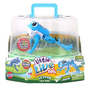 L'il Pet Frog Lilypad Playset