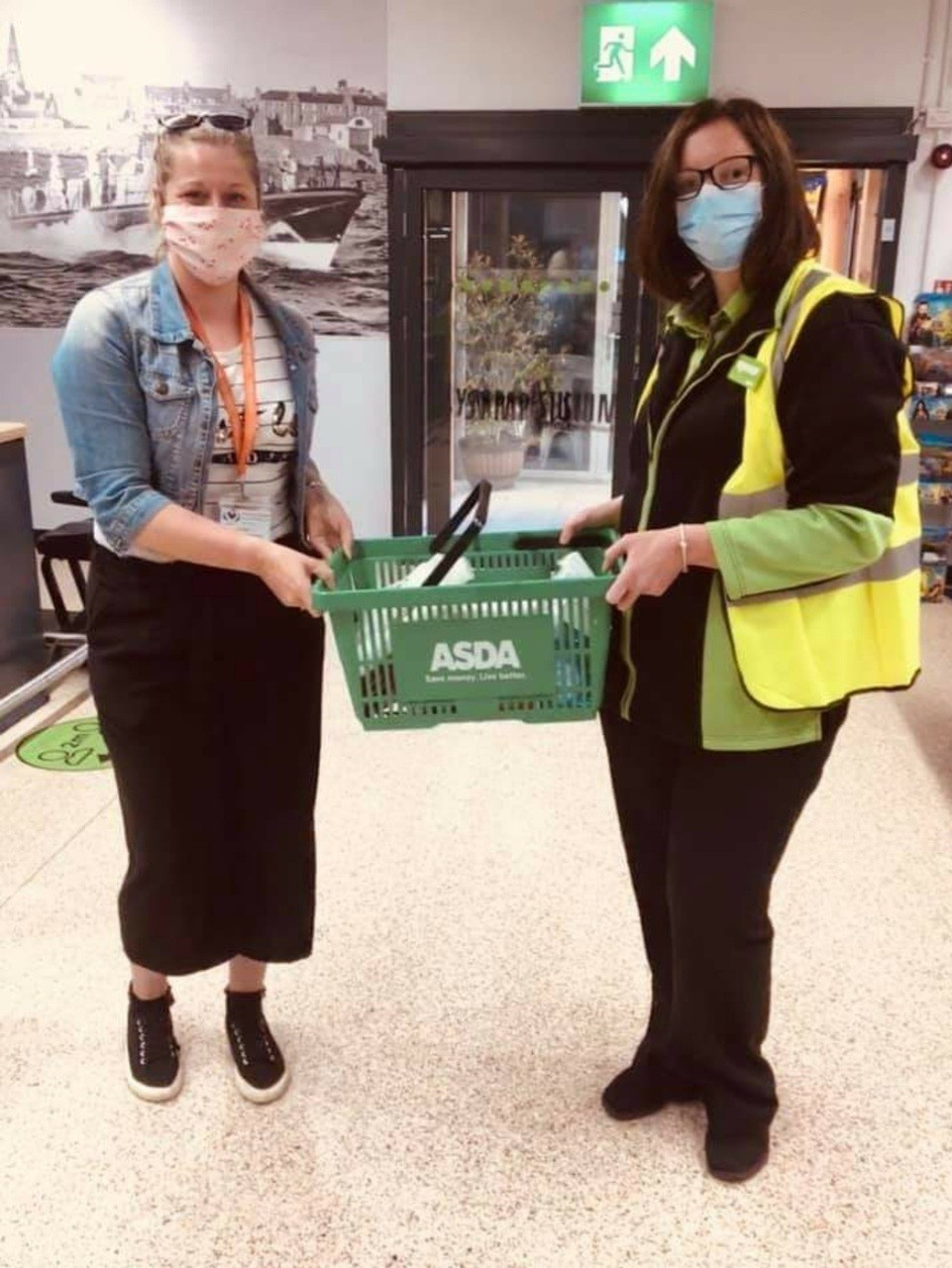 Donations to Home-Start North East Aberdeenshire | Asda Peterhead