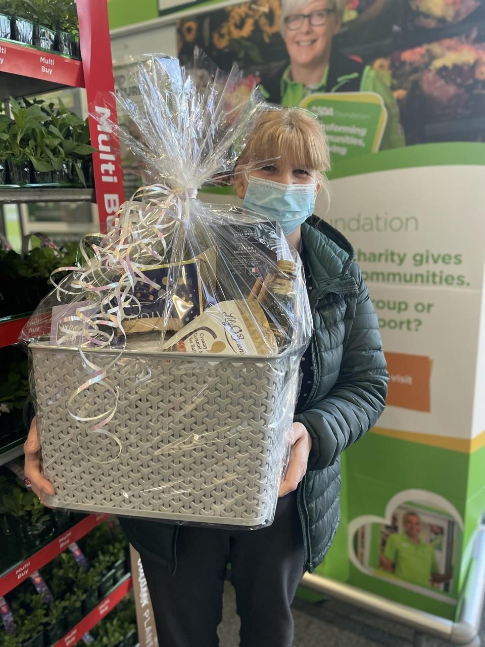 Supporting Avon and Wiltshire Mental Health NHS | Asda Swindon Haydon