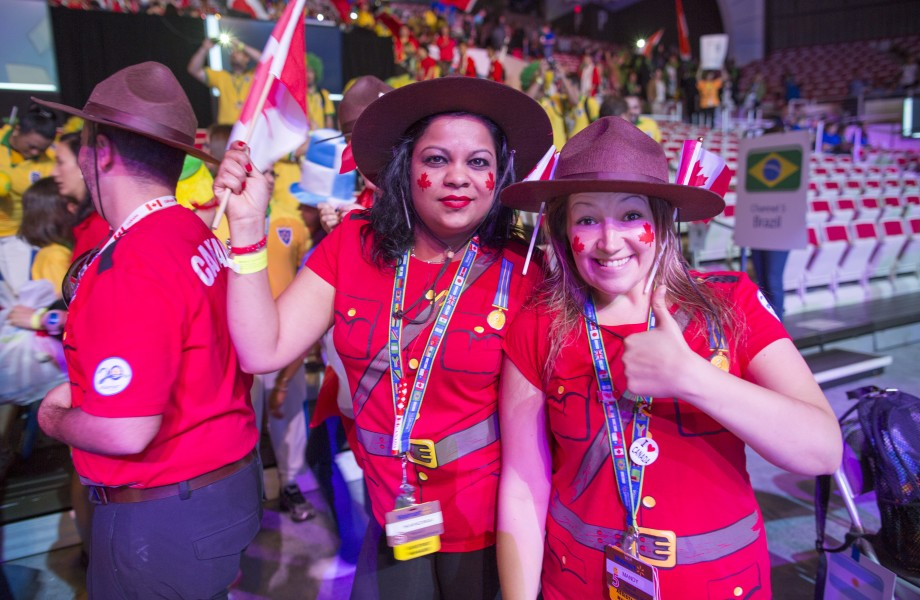 Walmart Canada Associates at Shareholders 2014