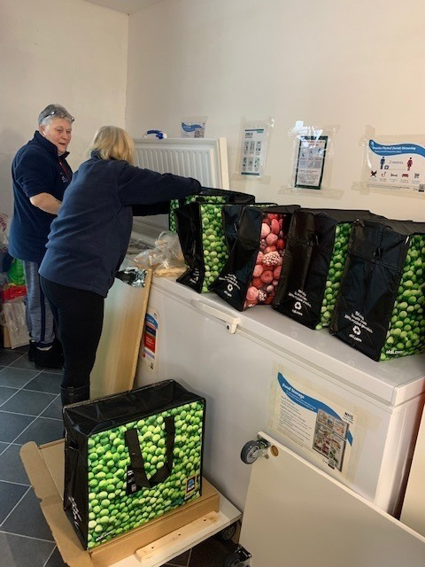 Grant to ROOTS | Asda Falkirk