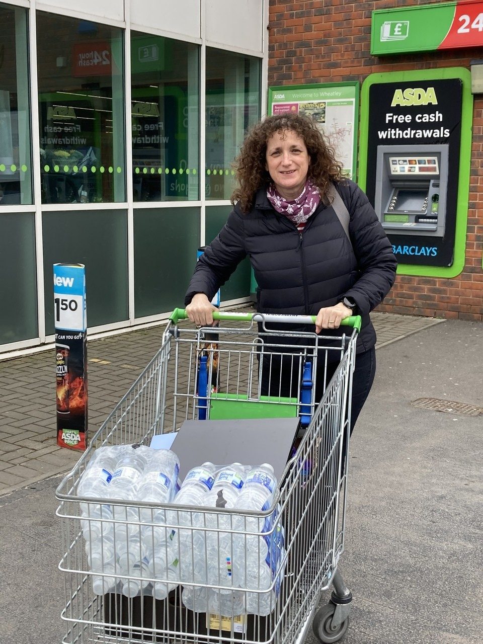 Oxfordshire Youth donation  | Asda Wheatley