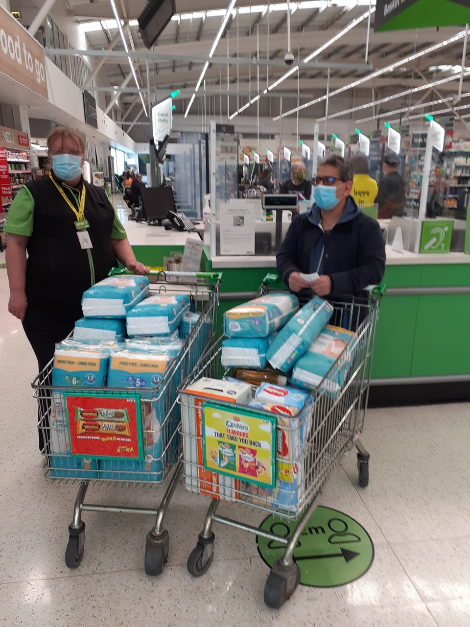 Supporting Communities Grant | Asda Sinfin