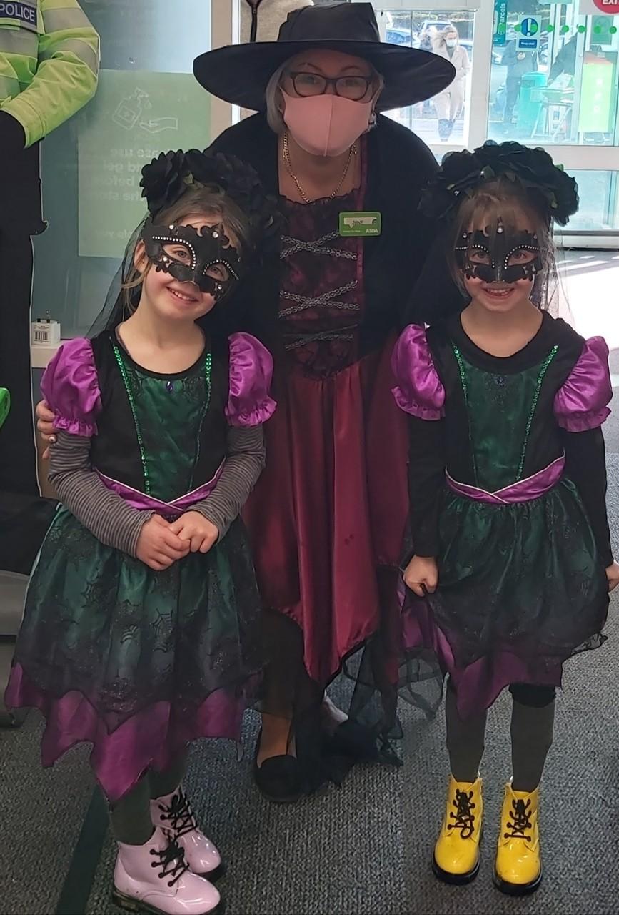 Halloween fun | Asda Donnington Wood