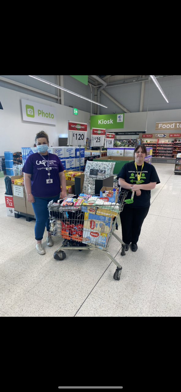 Asda Foundation Grant | Asda Sheffield Chaucer Road