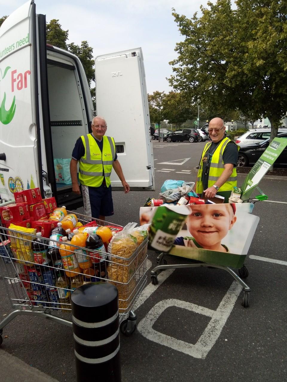 FareShare donation | Asda Broadstairs