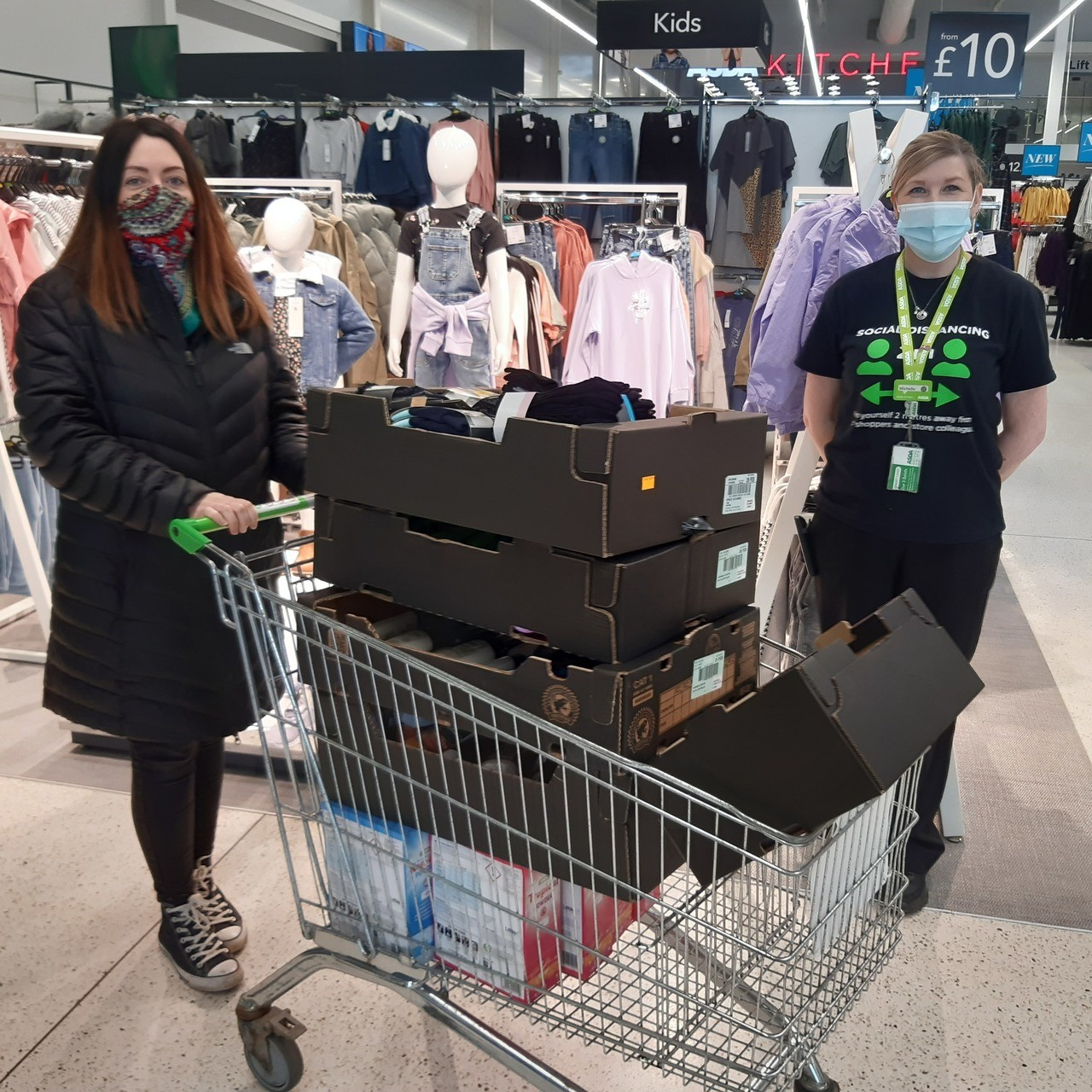 Supporting Communities Grants | Asda Glenrothes