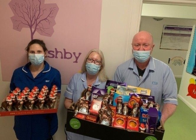 Thank you from the NHS  | Asda Gosforth