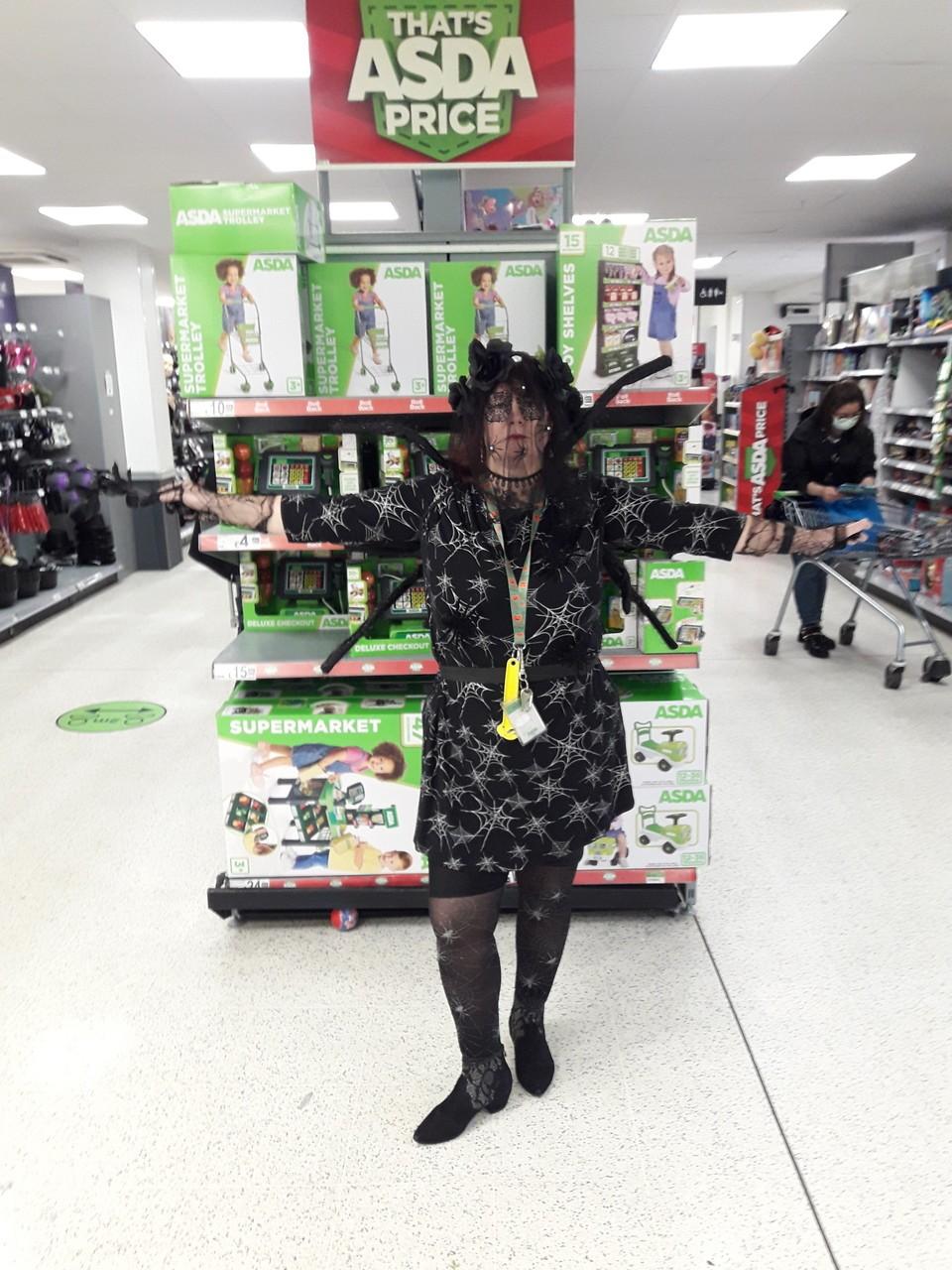 Halloween fun at Frighton Marina | Asda Brighton Marina