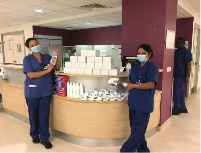 Ward G5 QA hospital | Asda Fareham