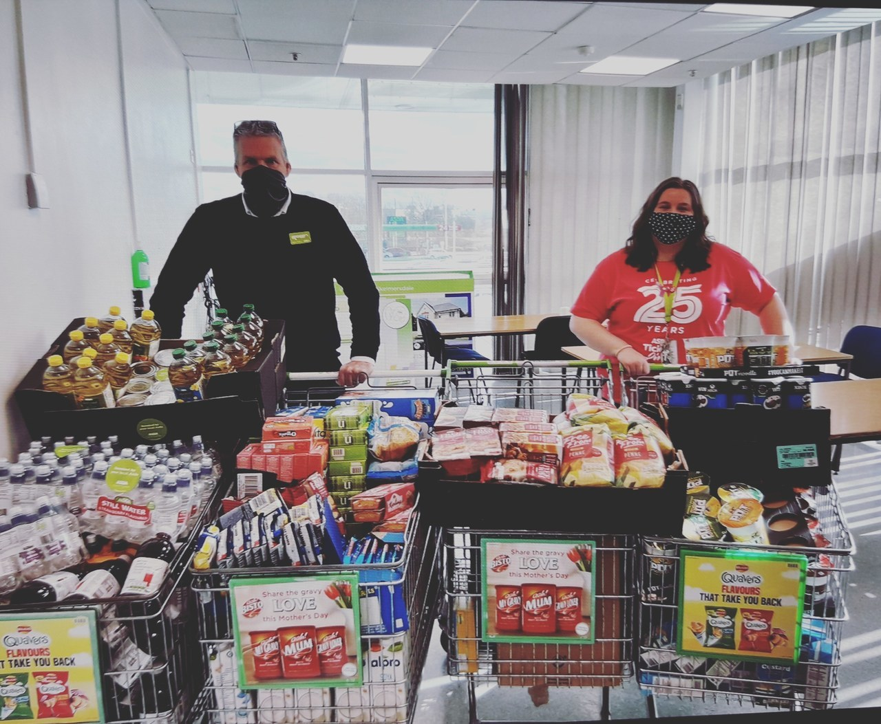 Supporting communities grant | Asda Skelmersdale