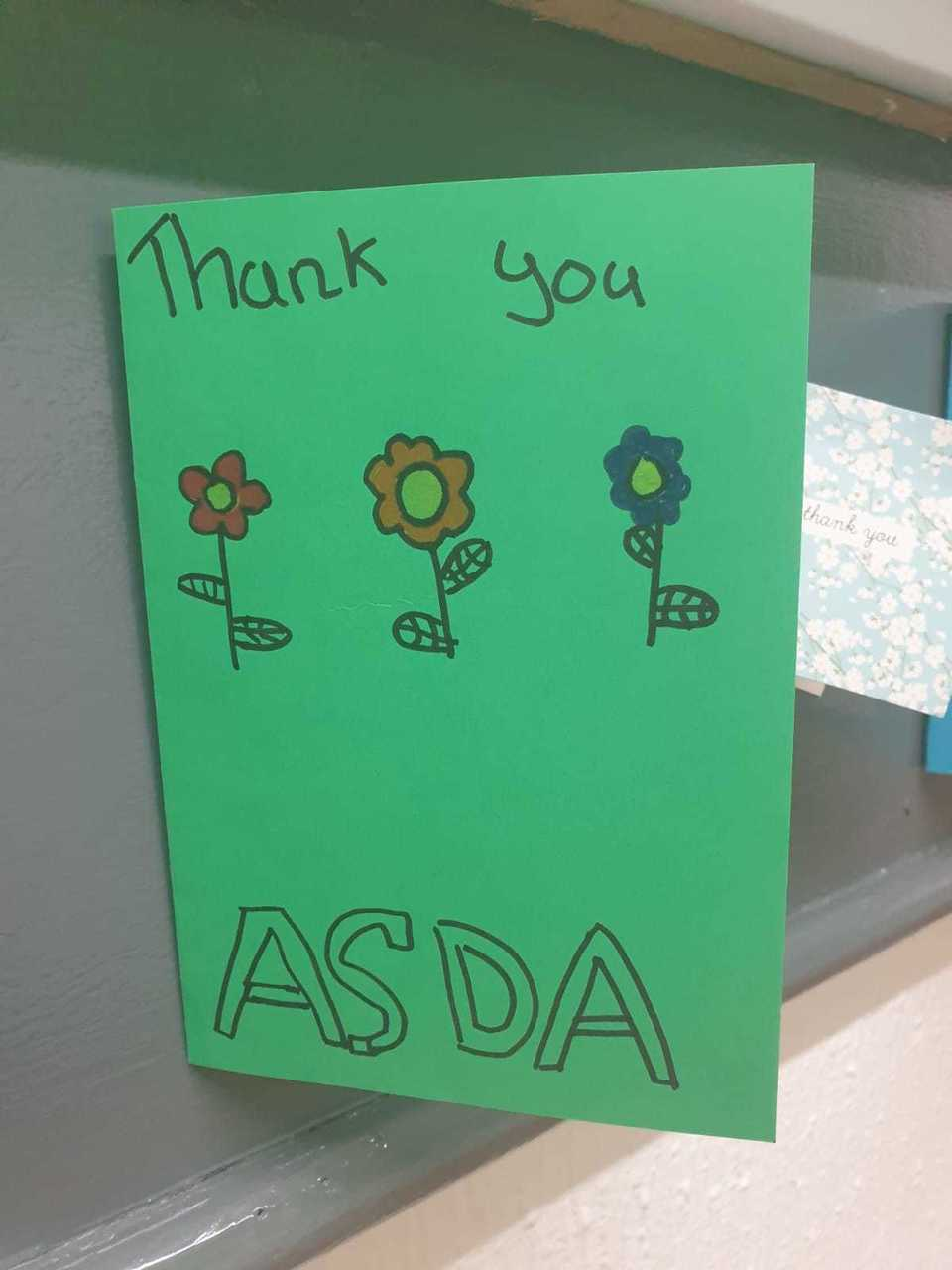 Thank you. | Asda Harpurhey