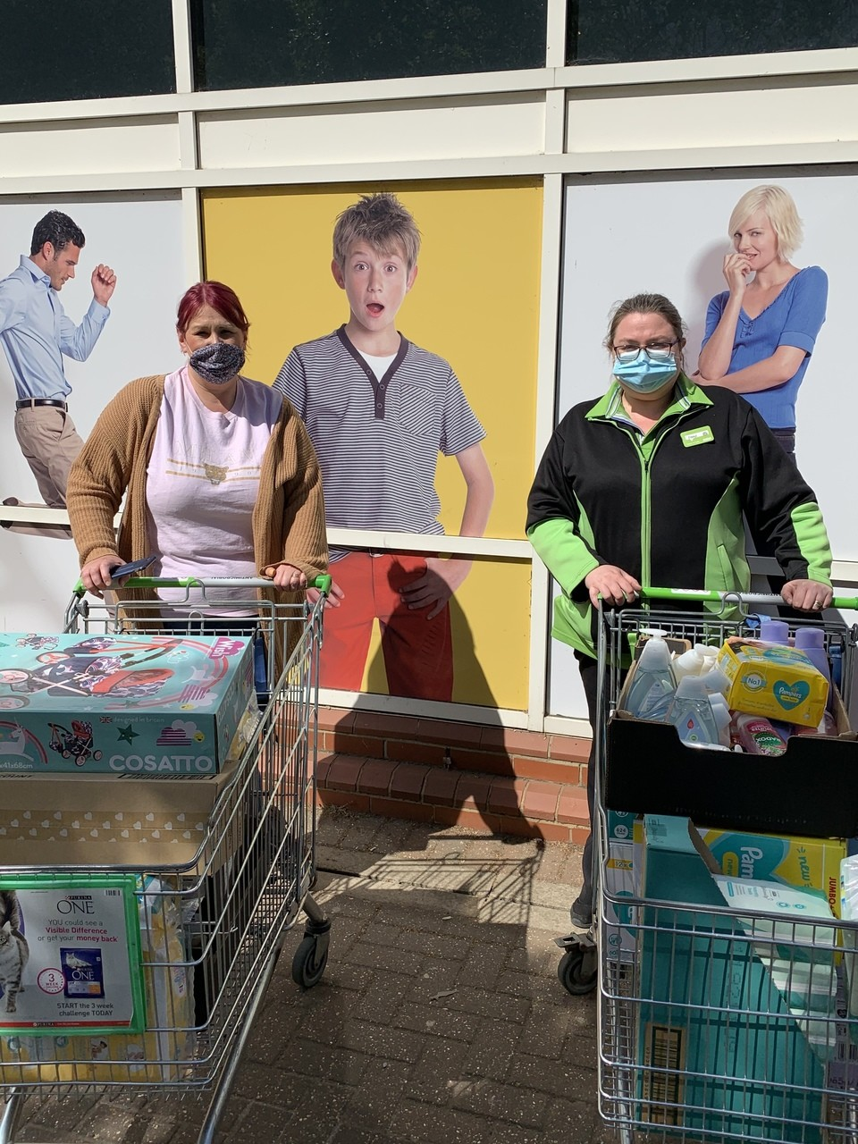 Supporting the communities grant | Asda Stowmarket
