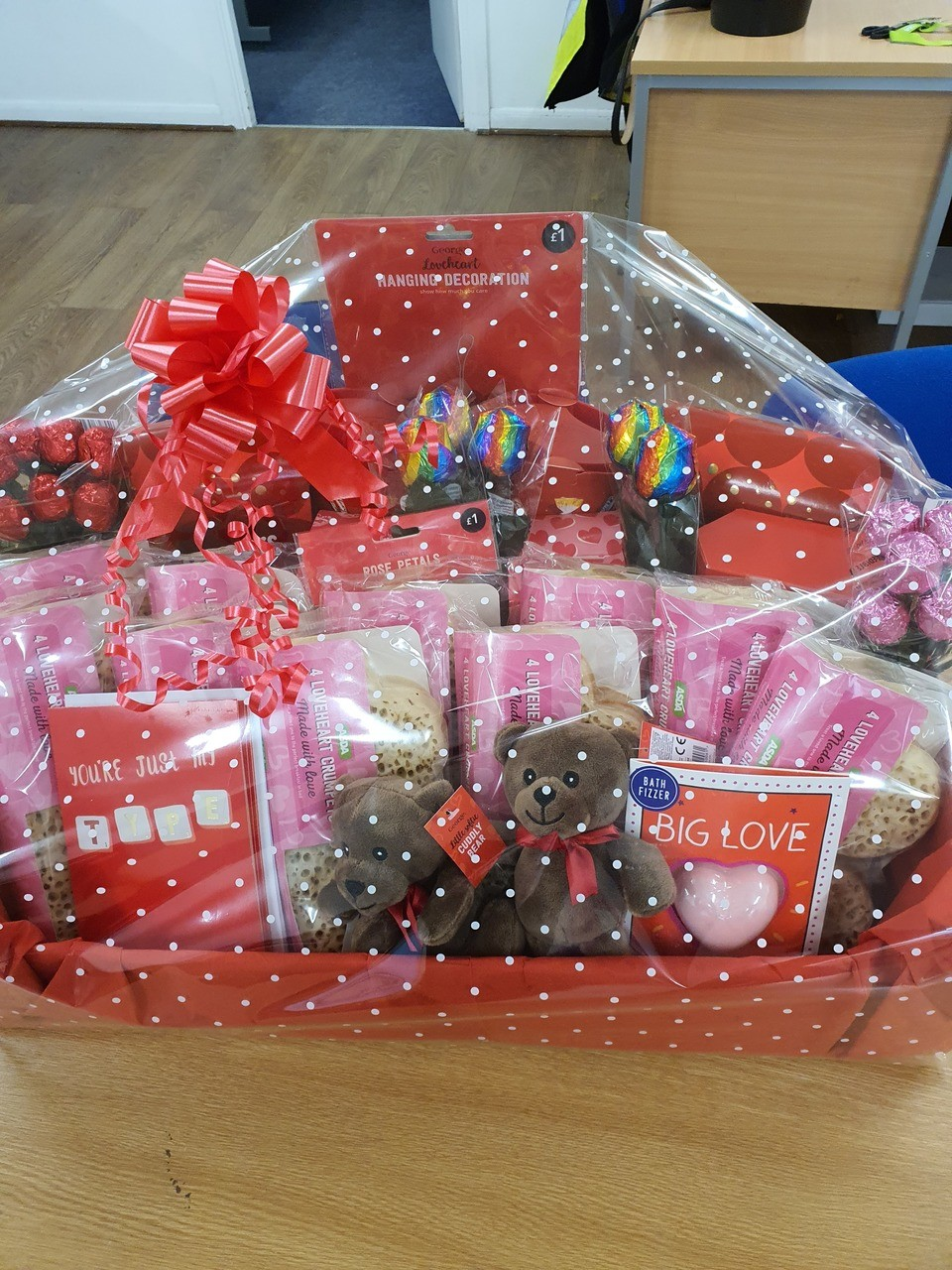 Valentine's is here at Fosse Park | Asda Leicester