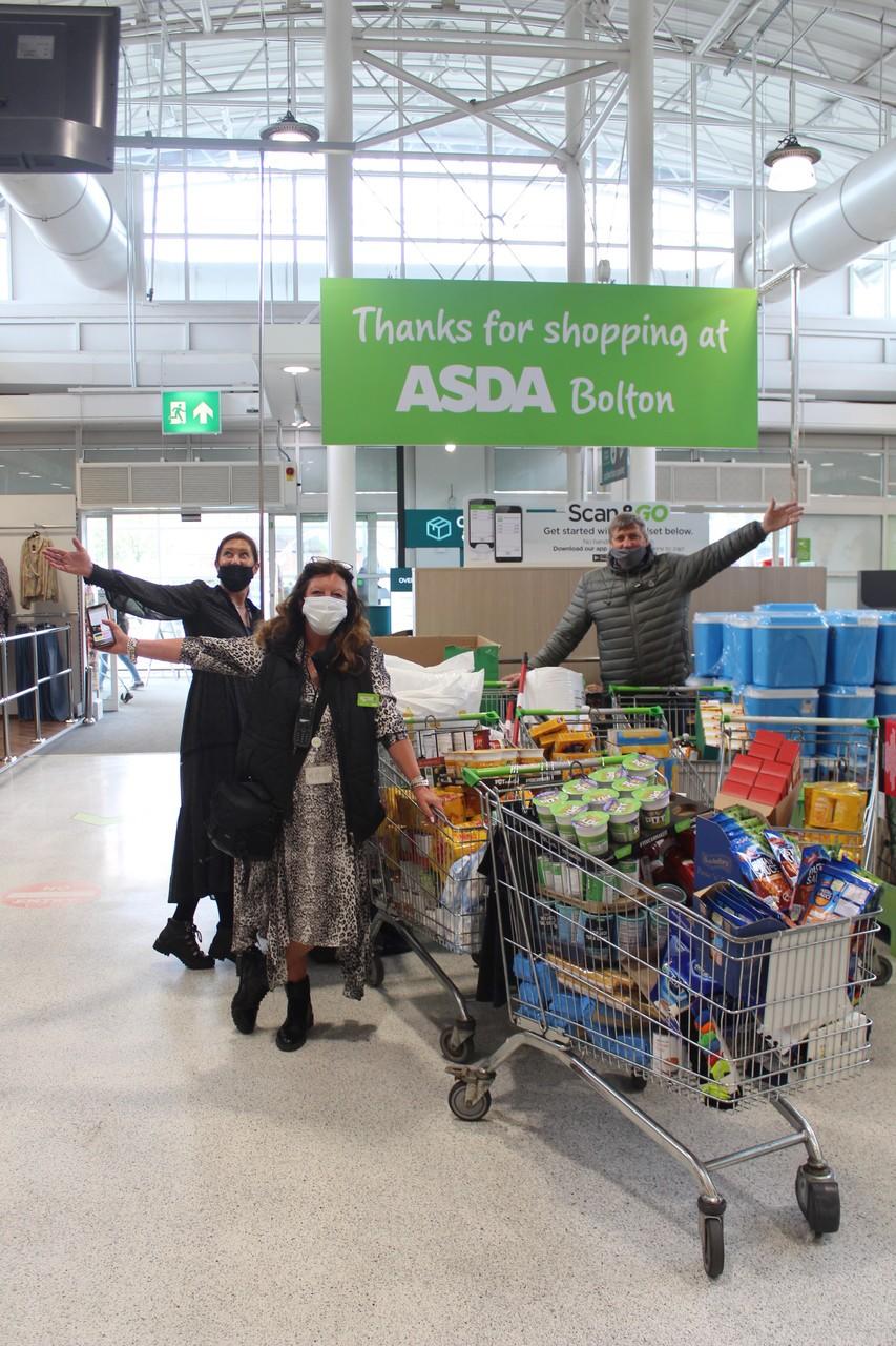 Asda Foundation 'Supporting Communities' grant St Matthews Primary school. | Asda Bolton
