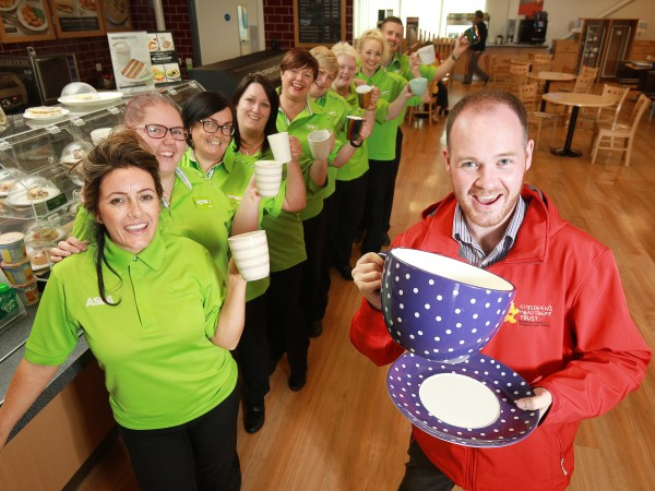 Anyone who works for the NHS can get a free drink in Asda cafes for the NHS's 70th anniversary