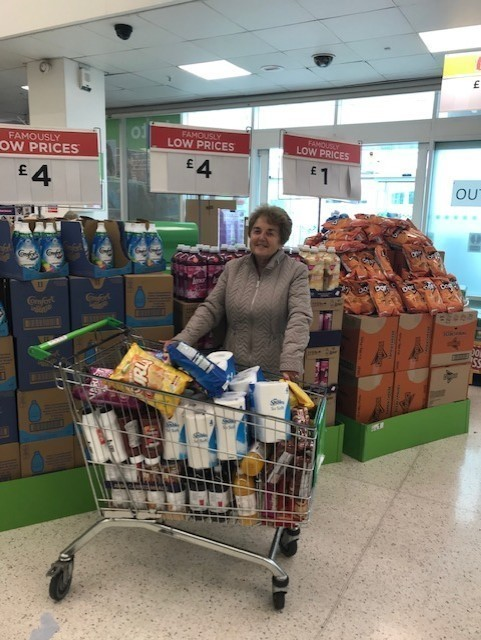 Birchgrove Community Food Bank | Asda Swansea