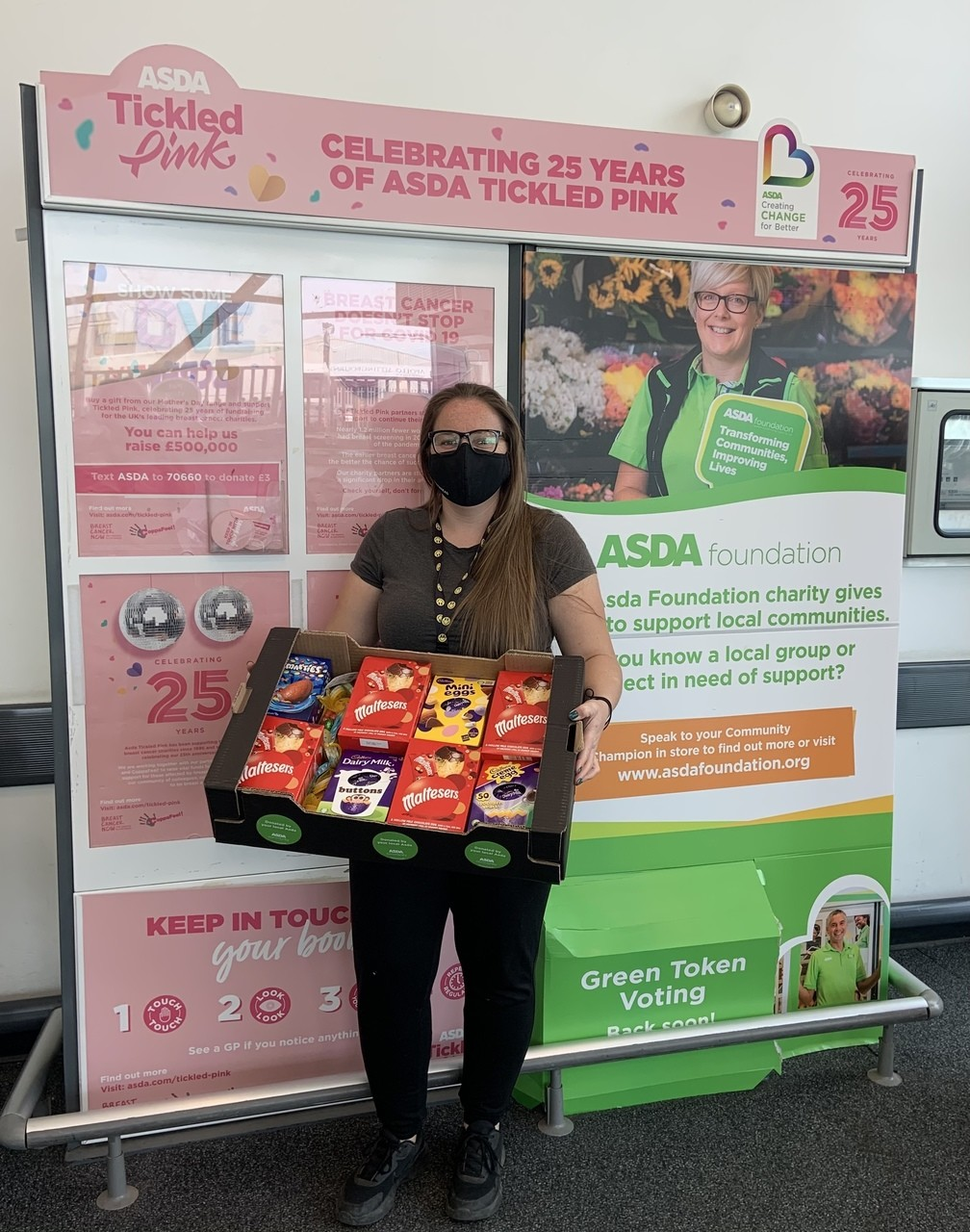 Donation to Brogdale CIC | Asda Sittingbourne