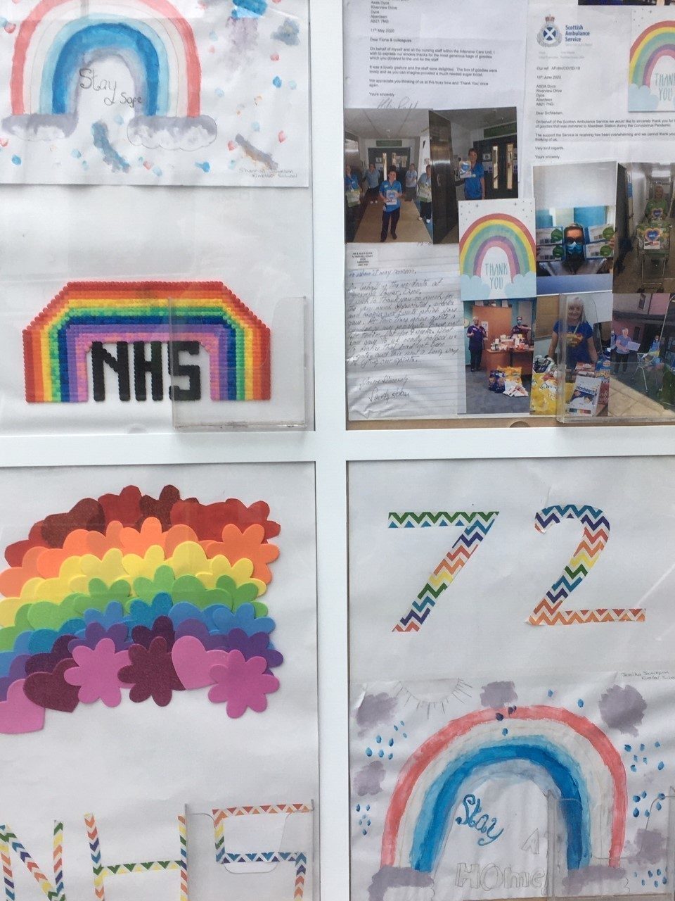 Happy 72nd birthday to the NHS | Asda Dyce