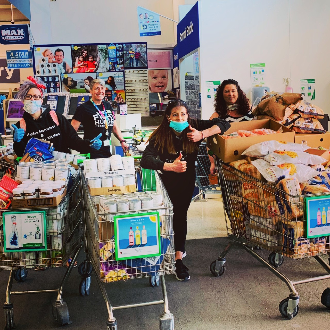 Helping vulnerable families in our community | Asda Halifax