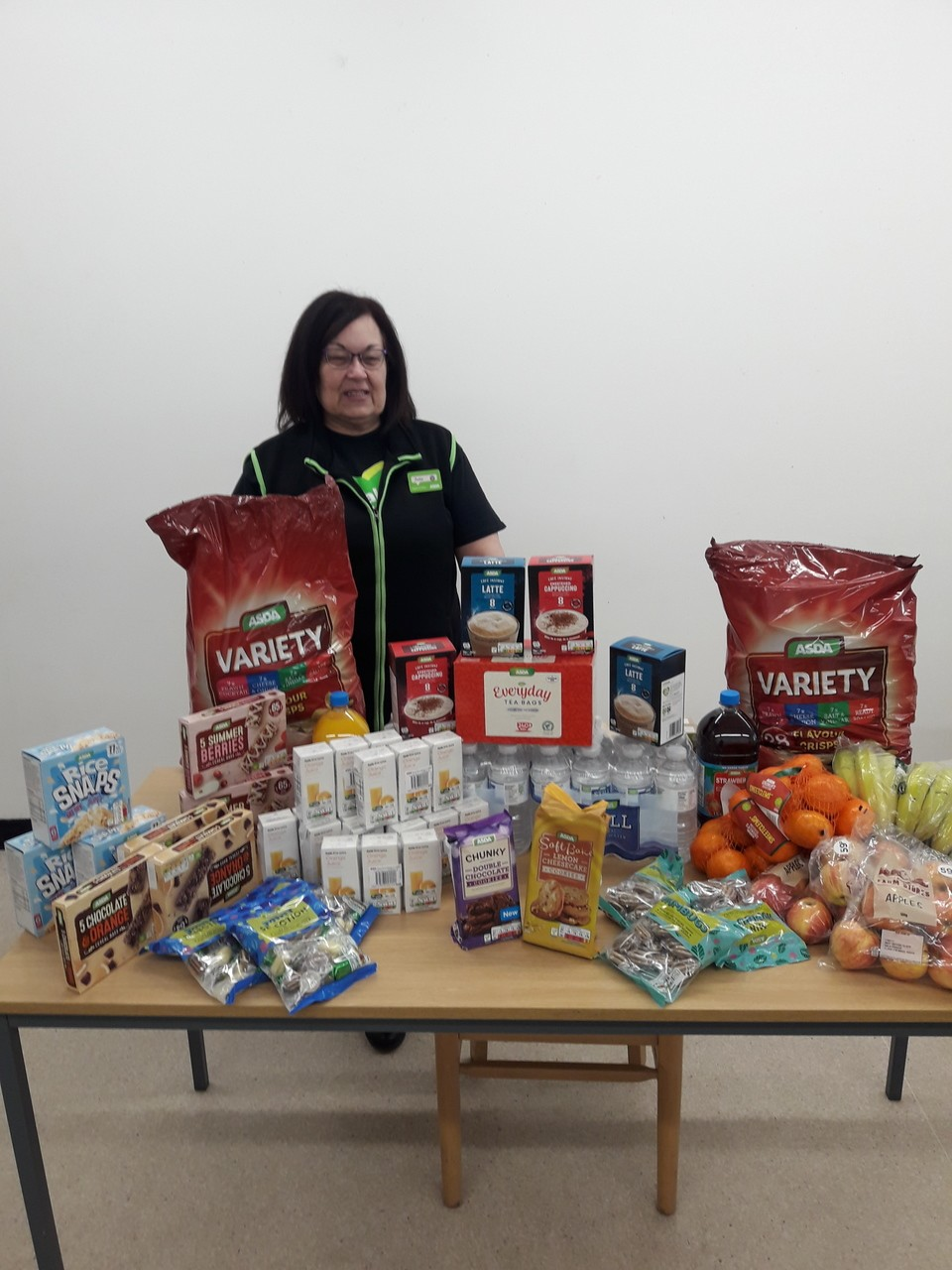 Foundation grant to support the local community   Asda Hartlepool