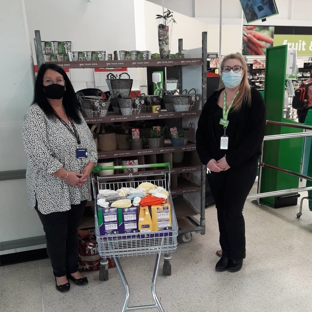 Supporting the Oliver Fisher Unit | Asda Chatham