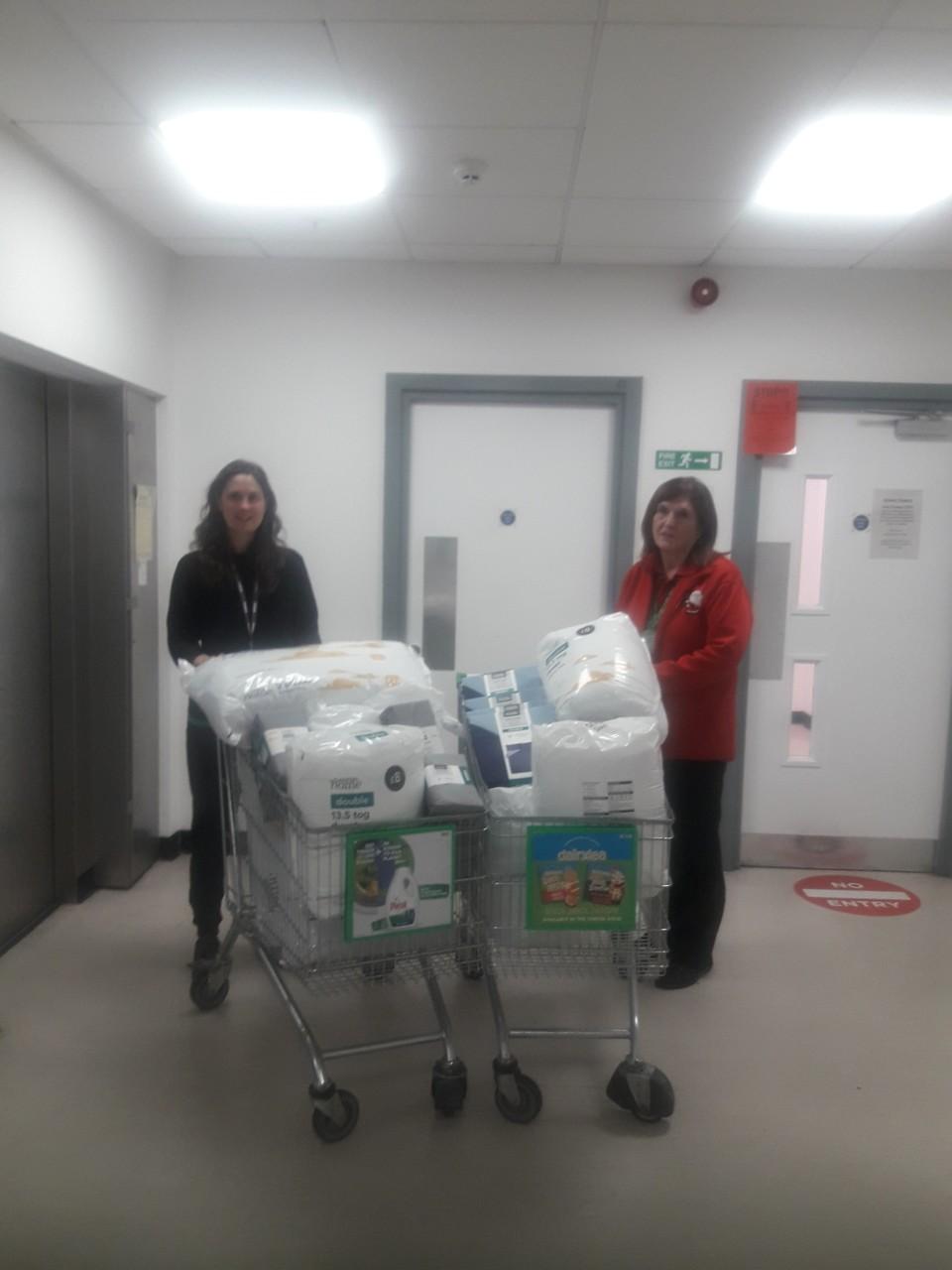 Bedding donation | Asda Poole