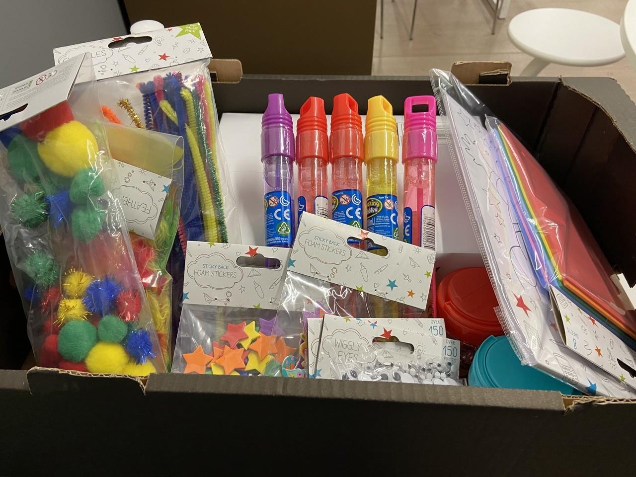 Asda Biggleswade donations to local Schools. | Asda Biggleswade