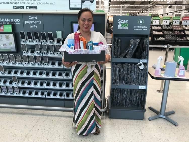 Donations to care homes | Asda Canterbury
