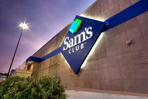 Sam's Club exterior