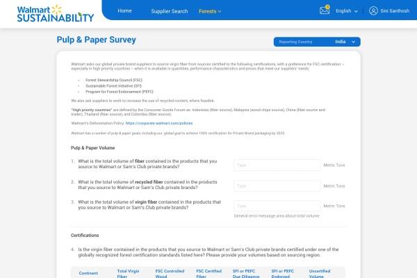 Pulp & Paper Survey preview