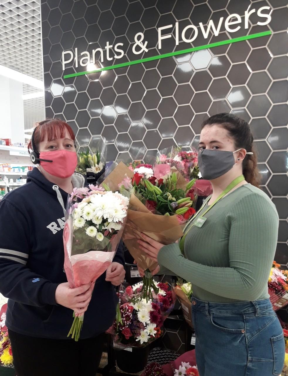 Happy Mother's Day to mum and daughter duo from Asda Cramlington   Asda Cramlington