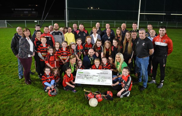 Asda Foundation £30,000 grant to Tattyreagh GAA