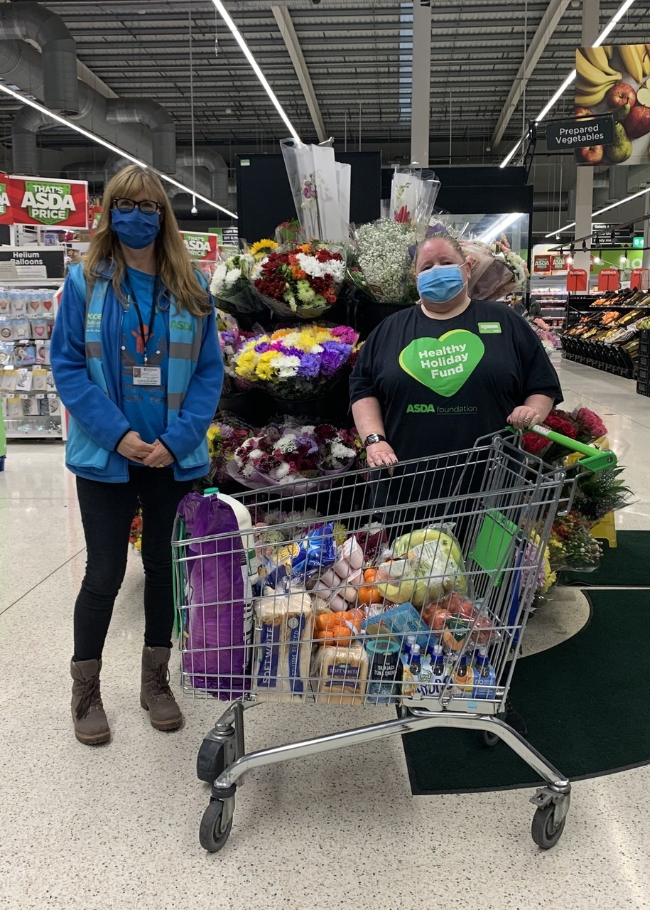 Feeding the kids through the holidays  | Asda Dewsbury