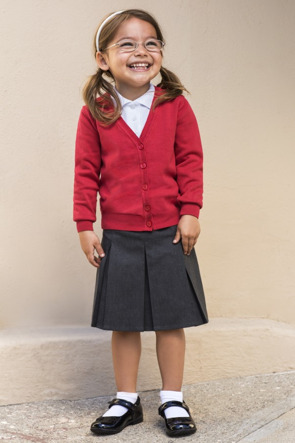 How sarah from george is taking our school uniform range to the top all our skirts pinafores and trousers have got the eco elite teflon finish to make them stain resistant and stain repellant our knitwear sweatshirts and ccuart Gallery
