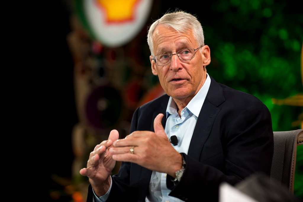 Rob Walton Brainstorm Green 2012
