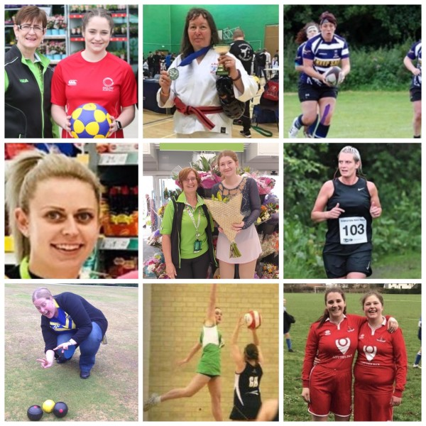 Asda celebrating women in sport