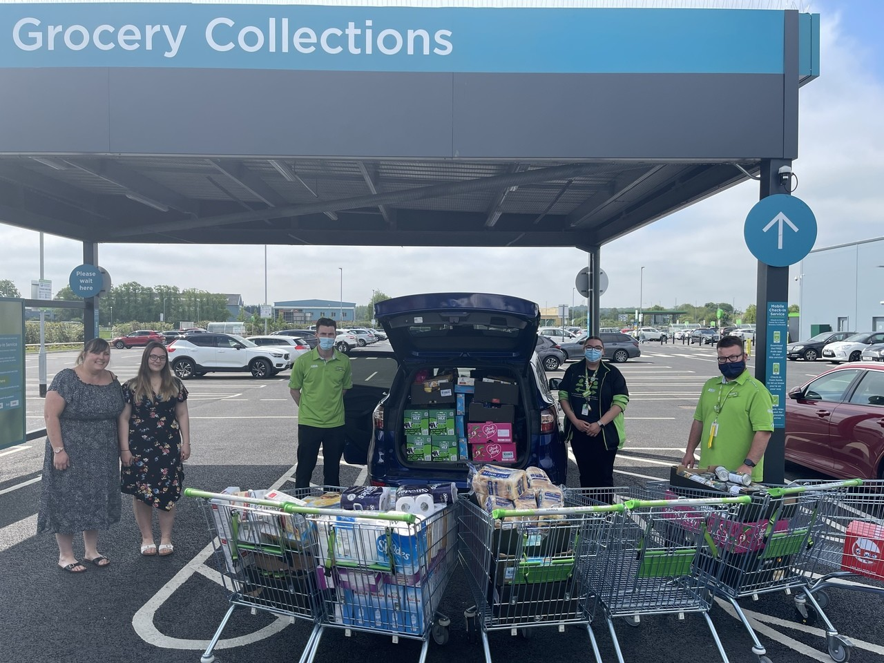 Supporting Communities Grant | Asda Worksop