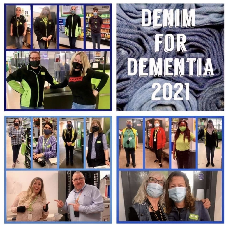 Denim for Dementia 2021 | Asda Frome