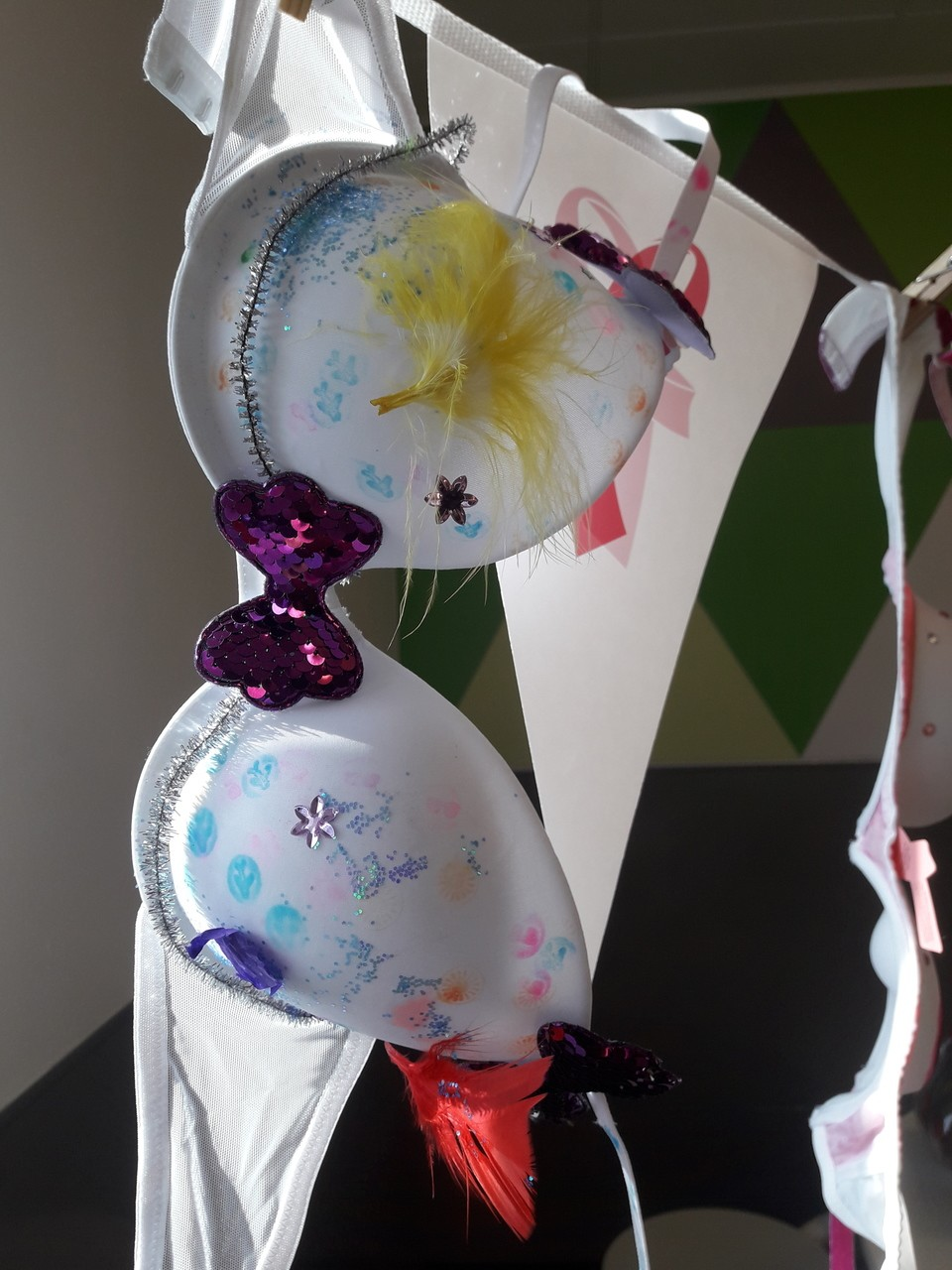 Tickled Pink fun | Asda Bournemouth