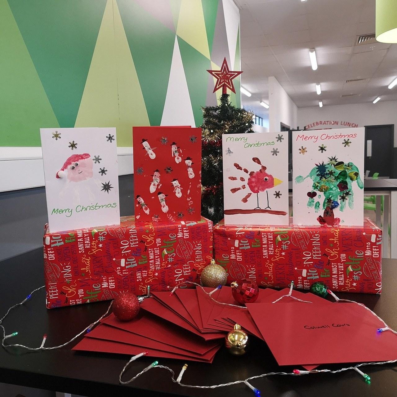 Christmas card | Asda Luton