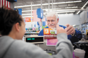 Walmart World: Ring it On