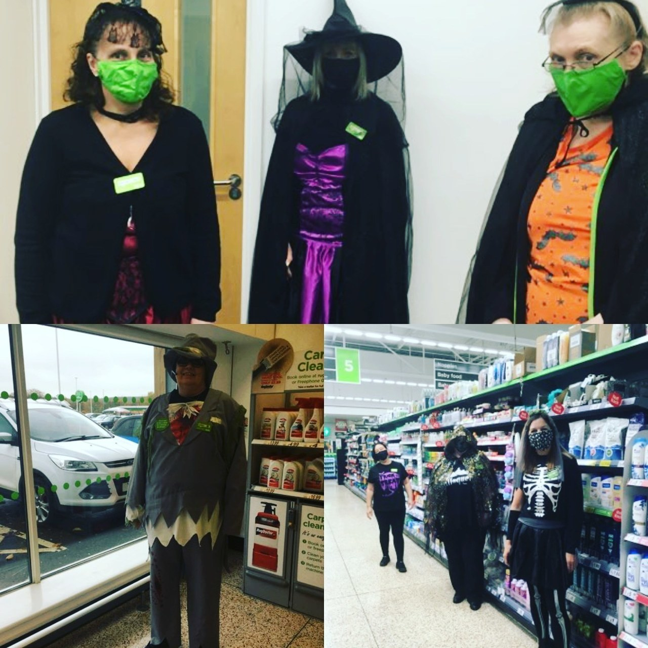 Halloween dressing up | Asda Dyce