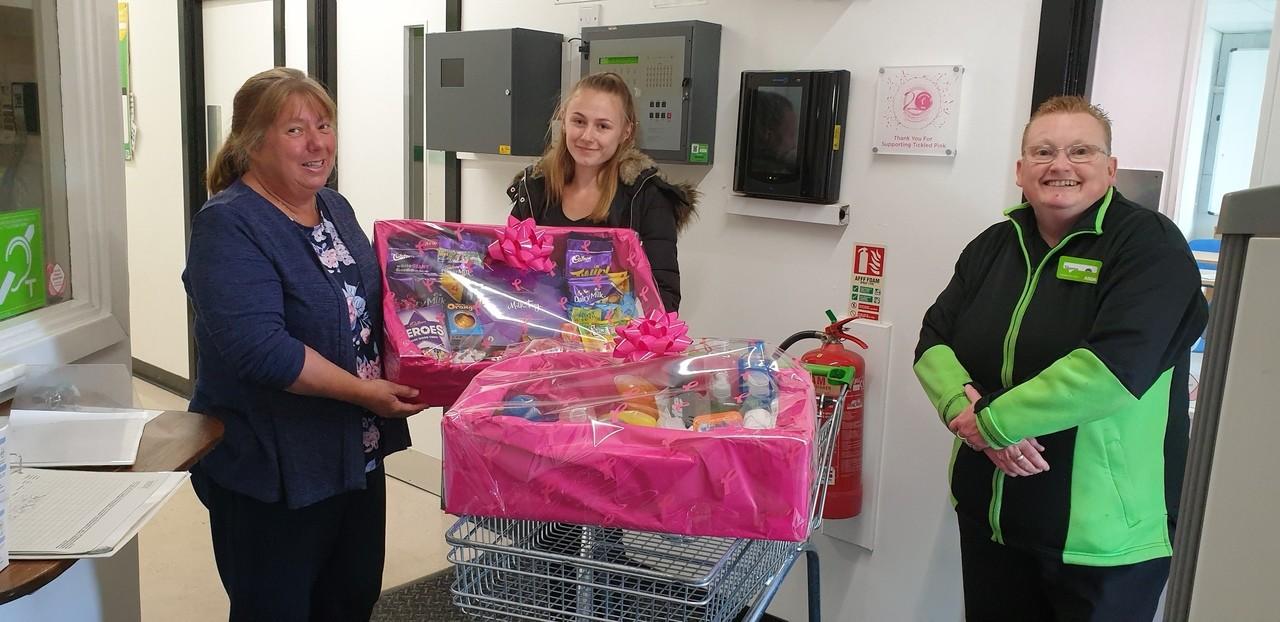 Promenade Care Home donation | Asda Southport