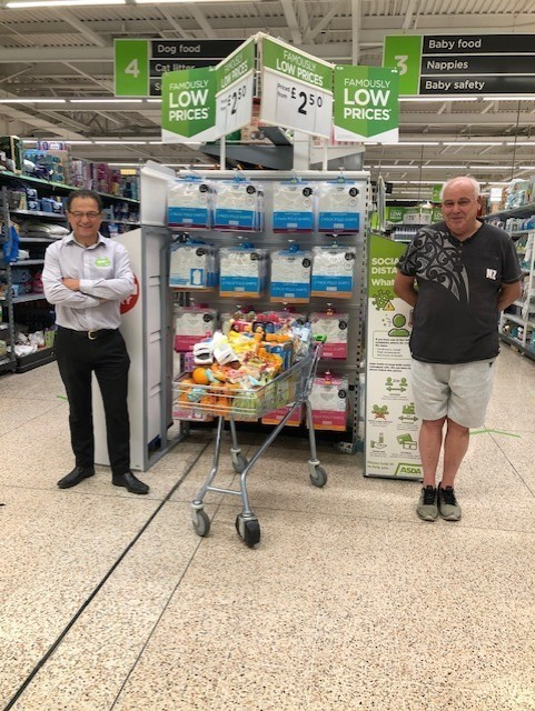 Supporting two great local causes | Asda Scunthorpe