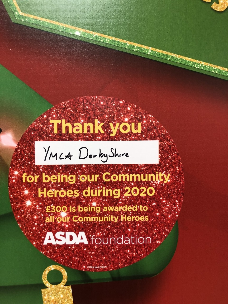 The gift of giving this Christmas | Asda Derby