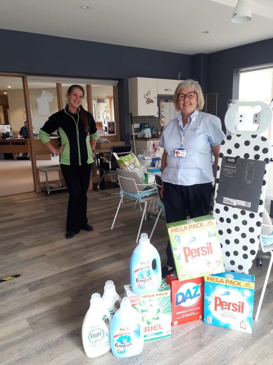 Ashford Age UK donations | Asda Ashford
