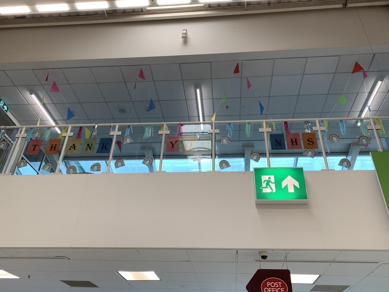 Celebrating the NHS | Asda Wigan
