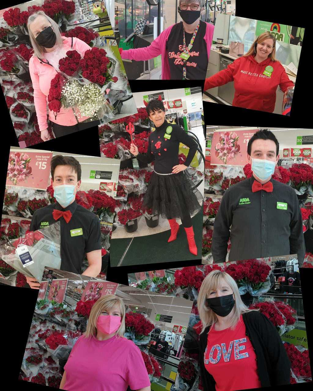Love is in the air | Asda Toryglen