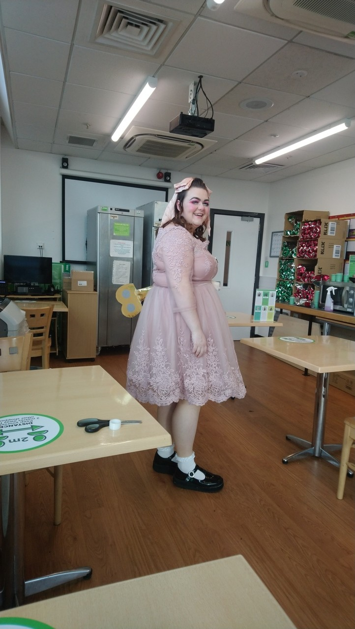 Dressing up for Halloween | Asda Clydebank